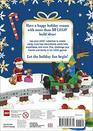 LEGO Holiday Ideas With Exclusive Reindeer Mini Model