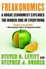 Freakonomics : A Rogue Economist Explores the Hidden Side of Everything (Large Print)