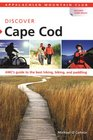AMC Discover Cape Cod AMC's guide to the best hiking biking and paddling