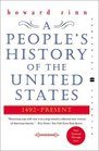 A People's History of the United States : 1492-Present (Perennial Classics)