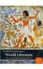 Bedford Anthology of World Literature Volumes 1  2  3