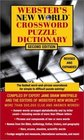 Webster's New World Crossword Puzzle Dictionary Second Edition