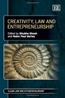 Creativity Law and Entrepreneurship
