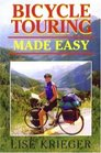 Bicycle Touring Made Easy