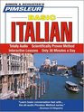 Basic Italian: Learn to Speak and Understand Italian with Pimsleur Language Programs (Simon & Schuster's Pimsleur)