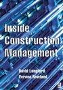 Inside Construction Management