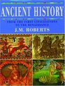 Ancient History From the First Civilizations to the Renaissance