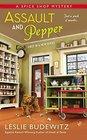 Assault and Pepper (Spice Shop, Bk 1)