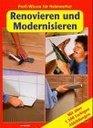 Renovieren und Modernisieren