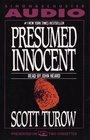Presumed Innocent (Audio Cassette) (Abridged)