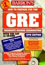 How to Prepare for the GRE with CDROM