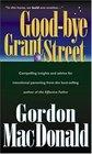 Good-Bye Grant Street (Living Books)