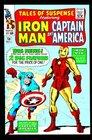 Marvel Masterworks Captain America Volume 1 TPB