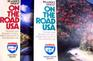 On Road USA (2 Book Set)