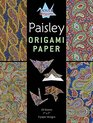 Paisley Origami Paper