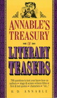 Annable's Treasury of Literary Teasers