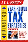 JK Lasser's Year-Round Tax Strategies 2002