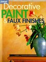 Decorative Paint and Faux Finishes