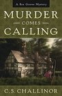 Murder Comes Calling (A Rex Graves Mystery)