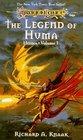 The Legend of Huma  (Dragonlance Heroes, Bk 1)