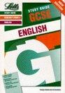 GCSE Study Guide English