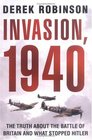 Invasion 1940 Did the Battle of Britain Alone Stop Hitler