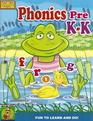 Phonics Pre K - K Workbook