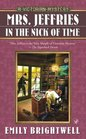 Mrs. Jeffries in the Nick of Time (Mrs. Jeffries, Bk 25)