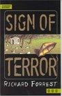 Sign of Terror (Thumbprint Mystery)