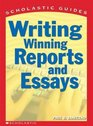 Scholastic Guide Writing Winning Reports and Essays