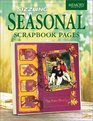 Sizzling Seasonal Scrapbook Pages