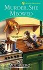 Murder, She Meowed (Pawsitively Organic, Bk 7)