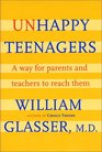 Unhappy Teenagers A Way for Parents and Teachers to Reach Them