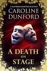 A Death on Stage (Euphemia Martins Mysteries)