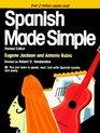 Spanish Made Simple (Made Simple)