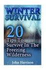 Winter Survival 20 Tips To Survive In The Freezing Wilderness