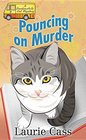 Pouncing on Murder A Bookmobile Cat Mystery