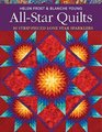 All-Star Quilts 10 Strip-Pieced Lone Star Sparklers