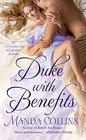 Duke with Benefits (Studies in Scandal, Bk 2)