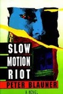 Slow Motion Riot A Novel
