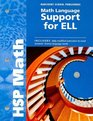 HSP Math Math Language Support for ELL
