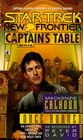 Once Burned (Star Trek New Frontier: The Captain\'s Table, Book 5)