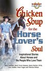 Chicken Soup For The Horse Lover's Soul  Inspirational Stories About Horses and the People Who Love Them