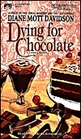 Dying for Chocolate (Goldy Schulz, Bk 2) (Audio Cassette) (Abridged)