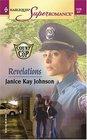 Revelations (Count on a Cop) (Harlequin Superromance, No 1228)