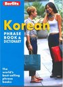 Berlitz Korean Phrase Book