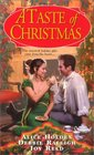A Taste of Christmas Lord Nabob's Conversion / The Elusive Bride / Mince Pie and Mistletoe