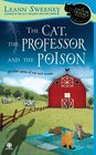 The Cat, the Professor and the Poison (Cats in Trouble, Bk 2)