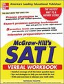 McGraw-Hill's Conquering the SAT I Critical Reading Test