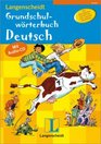 Grundschulwrterbuch Deutsch Mit Audio-CD